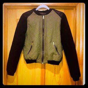 Bomber jacket from NastyGal